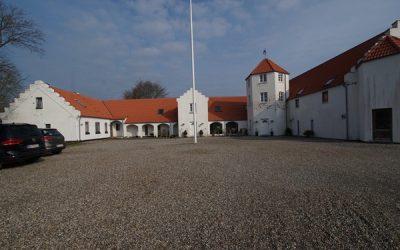 Hotel- og kursusejendom beliggende i rolige omgivelser