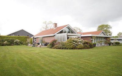 Kombineret bolig- og erhvervsejendom i høj kvalitet