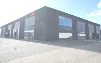 Velbeliggende butikslokale i centerområde ved Bilka i Holstebro