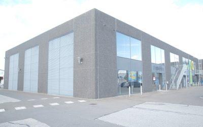 Delvist udlejet retailejendom i godt handelsområde i Holstebro