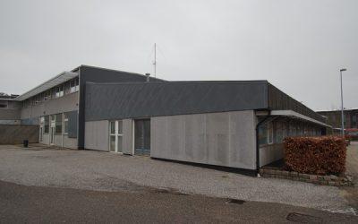 Nyindrettede bynære klinik/kontorlokaler